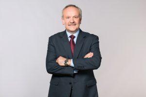 Acknowledgement for prof. Sigitas Tamulevičius