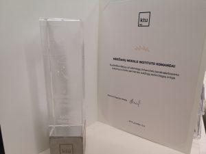 KTU Awards Institutes researchers